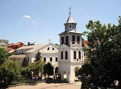 (cod 6656) Biserica Sfântul Gheorghe sau Biserica cu Ceas