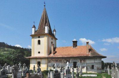 (cod 3811) Biserica Sfântul Ioan Botezătoru localitatea Săliște