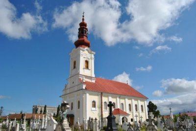 (cod 2433) Biserica Sfântul Ioan Botezătorul, Caransebeș