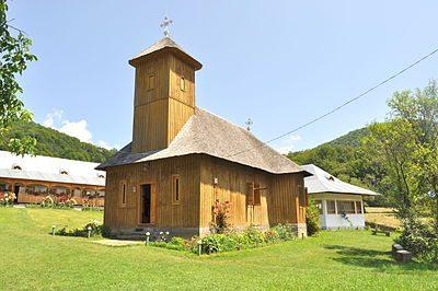 (cod 3637) Biserica Sfântul Ioan Botezătorul, Comuna Tulnici