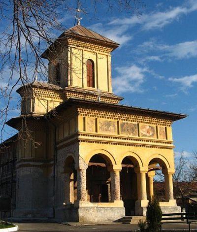 (cod 5502) Biserica Sfântul Ioan Botezătorul – Hera