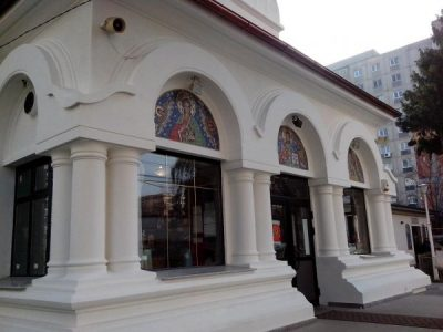 (cod 4047) Biserica Sfântul Ioan Botezătorul- Militari