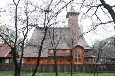 (cod 4049) Biserica Sfântul Ioan Iacob Hozevitul-Titan