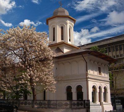 """(cod 4059) Biserica Sfântul Nicolae-""""Dintr-o zi"""""""