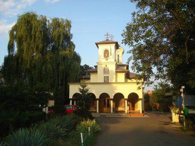 (cod 4053) Biserica Sfântul Nicolae Dămăroaia