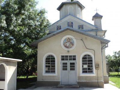 (cod 4055) Biserica Sfântul Nicolae Giulești-Sârbi
