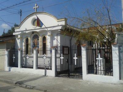 (cod 4060) Biserica Sfântul Nicolae-Malaxa