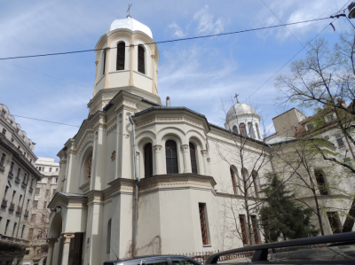 (cod 4057) Biserica Sfântul Nicolae Selari