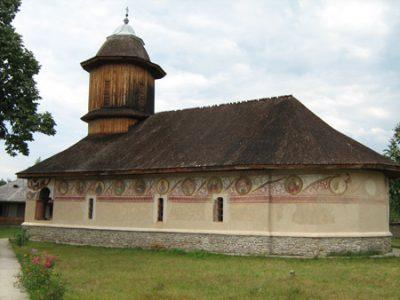 (cod 3708) Biserica Sfântul Nicolae Tabaci, Vălenii de Munte