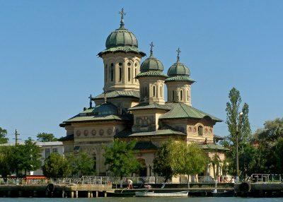 (cod 6660) Biserica Sfântul Nicolae din Sulina