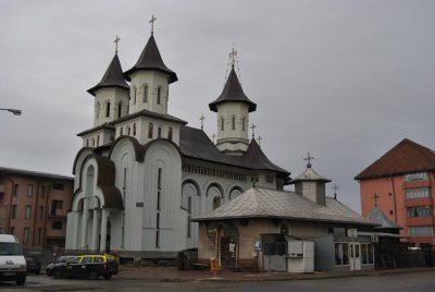 (COD 3053) – Biserica Sfanta Cruce Suceava