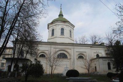 (COD 2013) – Biserica Sfantul Spiridon Iasi