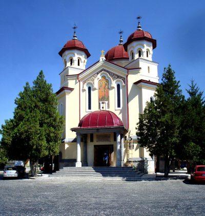 (cod 4068) Biserica Sfinţii Apostoli Petru şi Pavel