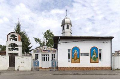 (cod 4067) Biserica Sfinții Apostoli Petru și Pavel- Rodica Moșoiu
