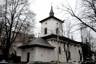 (COD 2112) – Biserica Sfintii 40 de Mucenici Iasi