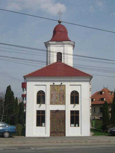 (COD 2124) – Biserica Sfintii Imparati Constantin si Elena Sala Polivalenta Iasi