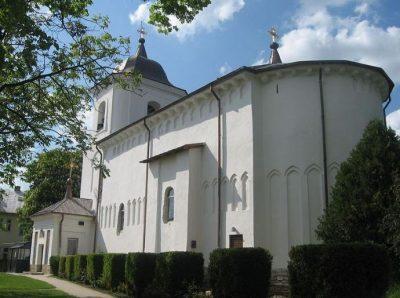 (COD 2116) – Biserica Taierea Capului Sf. Ioan Botezatorul Iasi
