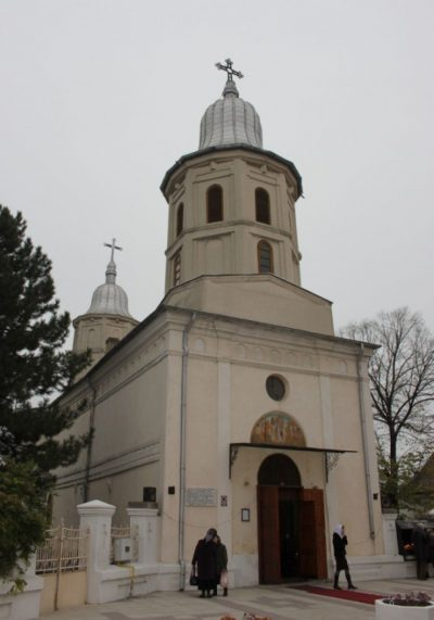 (cod 3913) Biserica Vovidenia