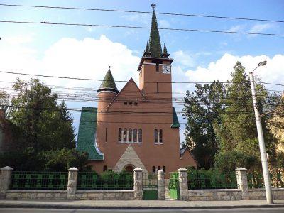 (cod 4812) Biserica cu Cocoș