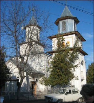 (cod 3684) Biserica de lemn Sfântul Nicolae Stroe