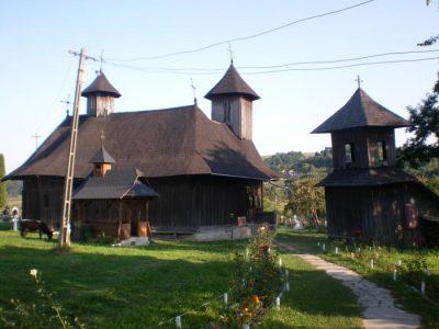 (COD 3042) – Biserica de lemn Sfantul Dumitru din Botosana Suceava