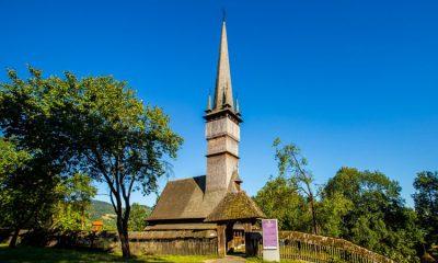 (cod 3123) Biserica de lemn Surdești