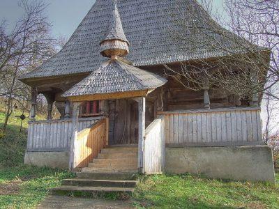 (cod 4813) Biserica de lemn din Așchileu Mic