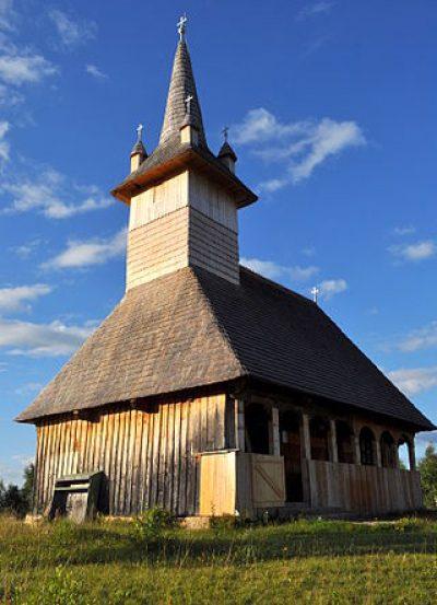(cod 4814) Biserica de lemn din Dealu Negru