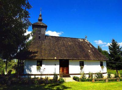 (cod 2431) Biserica de lemn din Ersig