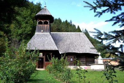 (cod 2790) Biserica de lemn din Fărcaşa
