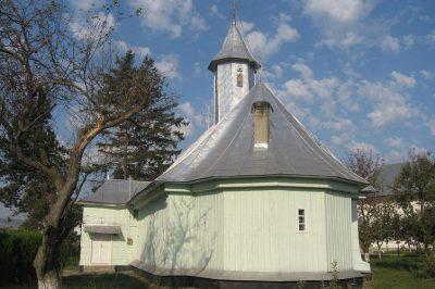 (COD 3040) – Biserica de lemn din Moara Nica Suceava