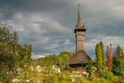 (cod 3117) Biserica de lemn din Rogoz