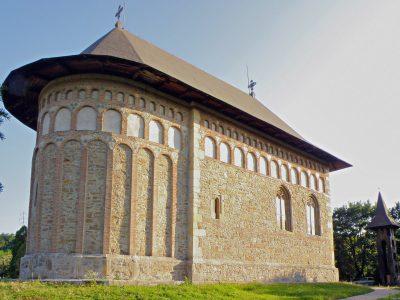 (COD 5431) Biserica din Borzești