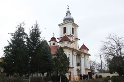 (cod 3822) Biserica din Brazi