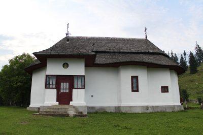 (cod 2793) Biserica din Chiriţeni
