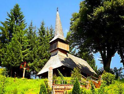 (cod 4817) Biserica din lemn Nașterea Maicii Domnului din Bucea