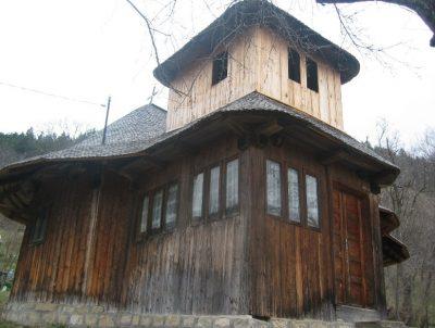 (cod 3686) Biserica din lemn din Nistoreșri
