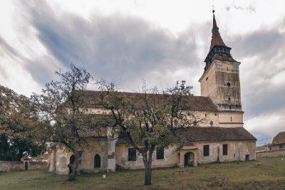 (COD 3355) Biserica evanghelica Feldioara