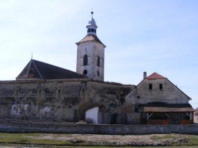 (COD 3371) Biserica fortificată Mercheașa