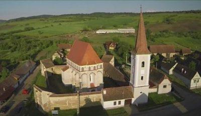 (COD 3360)  Biserica fortificată de la Criț