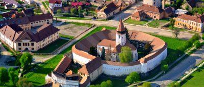 (COD 3306) – Biserica fortificata din Prejmer – Brasov
