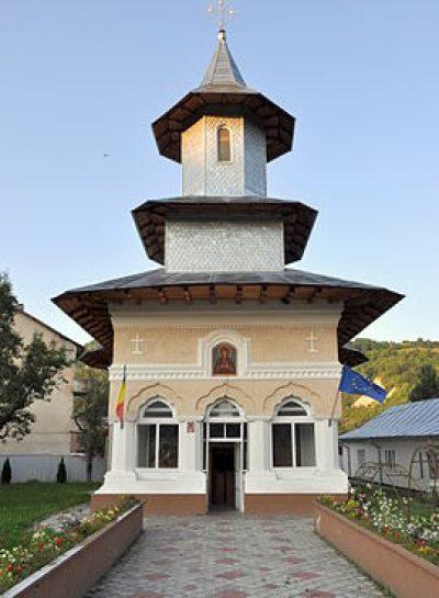 """(cod 3613) Biserica """"Cuvioasa Paraschiva"""" din comuna Năruja"""