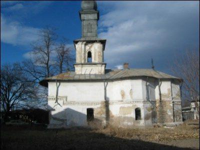 """(cod 3639) Biserica """"Sfântul  Nicolae -Tăbăcari"""""""