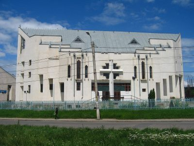 """(COD 2010) – Biserica """"Sfantul Anton de Padova"""" Iasi"""