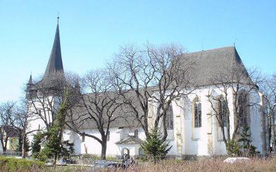 (cod 4824) Biserica reformată din Mănăstireni