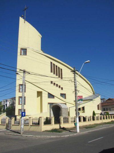 (cod 2735) Biserica romano- catolică Inima neprihănită a Mariei