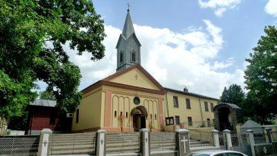 (cod 4022) Biserica romano – catolică din Cioplea