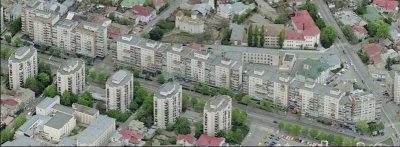 (COD 2021) – Bulevardul Independentei Iasi