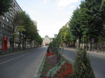 (COD 2125) – Bulevardul Stefan cel Mare Iasi