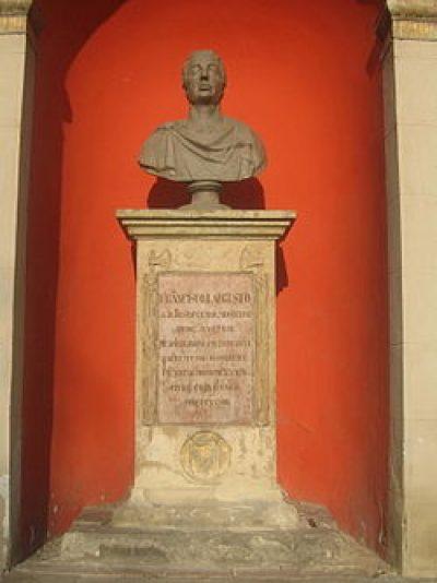 (cod 3863) Bustul împăratului Francisc I
